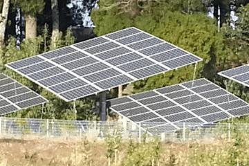 世界品質のドイツ・ソーラーワールド社のパネルを採用
