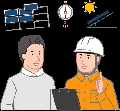 【ソーラーエッジシステム】で太陽光発電パネルの「健康状態」を常に把握できます