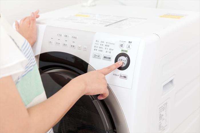 洗濯機_使い方②