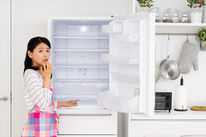 冷蔵庫_トラブル③