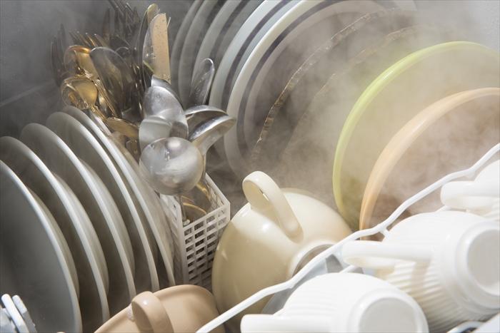 食器洗い乾燥機②