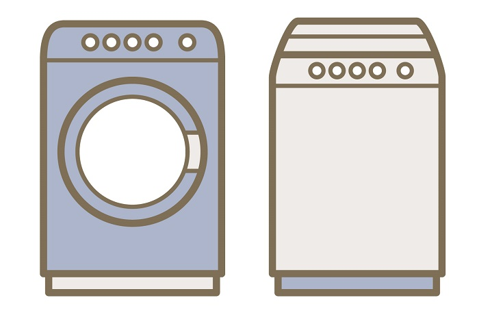 洗濯機_使い方_ドラム式・縦型